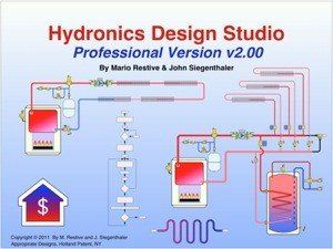 Downloads Hydronic Heating Software Downloads Appropriate Designs
